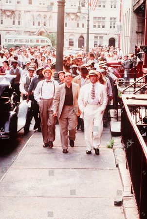 Stock Picture of Cary Elwes, Hank Azaria, Angus McFadyen
