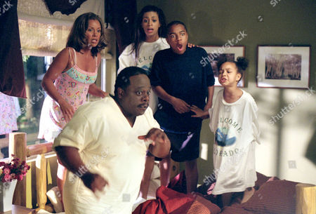 Vanessa L. Williams, Solange Knowles, Lil Bow Wow, Gabby Soleil, Cedric The Entertainer