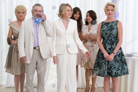 Christine Ebersole, Robert De Niro, Diane Keaton, Ana Ayora, Patricia Rae, Katherine Heigl