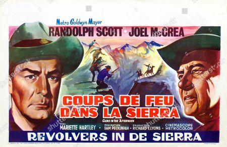 Randolph Scott, Joel McCrea