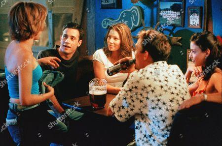 Brittany Murphy, Freddie Prinze Jr, Jessica Biel, Matthew Lillard, Traci Dinwiddie