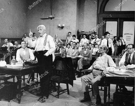 Gene Kelly, Spencer Tracy, Fredric March