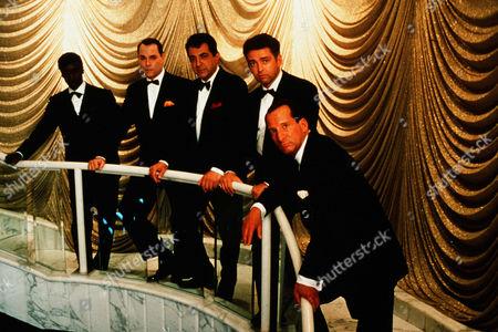 Don Cheadle, Ray Liotta, Joe Mantegna, Angus McFadyen, Bobby Slayton