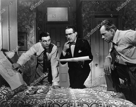 Stephen McNally, J. Carrol Naish, Lee Marvin