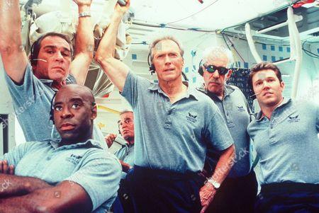 Tommy Lee Jones, Courtney B. Vance, James Garner, Clint Eastwood, Donald Sutherland, Loren Dean