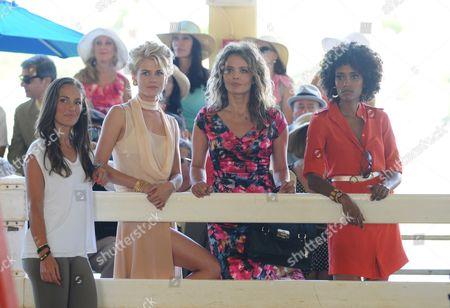 Minka Kelly, Rachael Taylor, Dina Meyer, Annie Ilonzeh