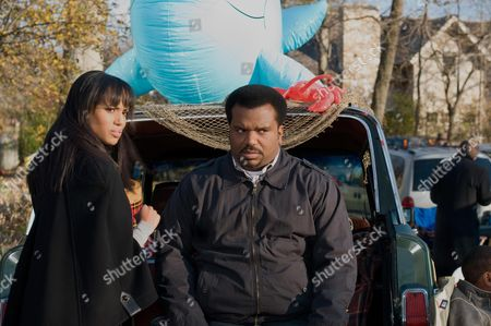 Kerry Washington, Craig Robinson