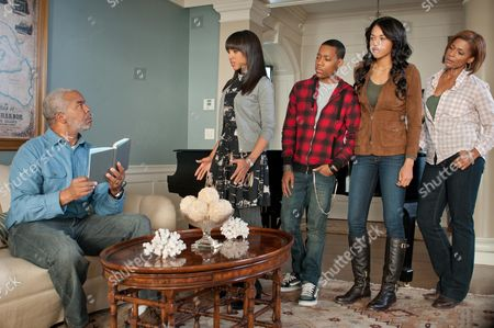 David Alan Grier, Kerry Washington, Tyler James Williams, Kali Hawk, Kimrie Lewis-Davis