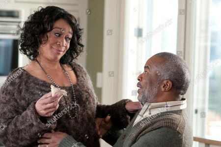 Stock Picture of S Epatha Merkerson, David Alan Grier