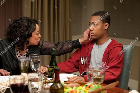 S Epatha Merkerson, Tyler James Williams