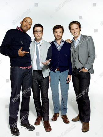 James Lesure, Adam Busch, Danny Masterson, Michael Cassidy
