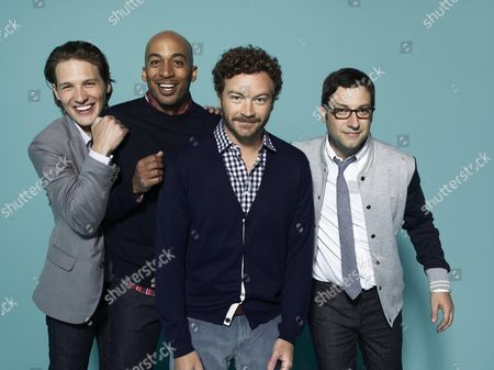 Michael Cassidy, James Lesure, Danny Masterson, Adam Busch