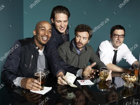 James Lesure, Michael Cassidy, Danny Masterson, Adam Busch