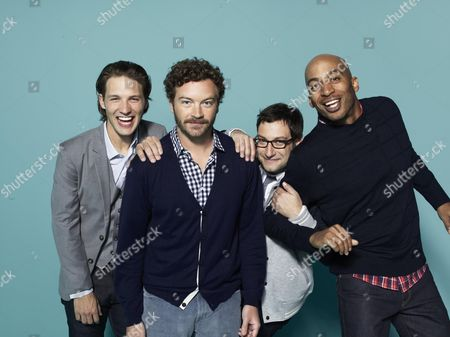 Michael Cassidy, Danny Masterson, Adam Busch, James Lesure