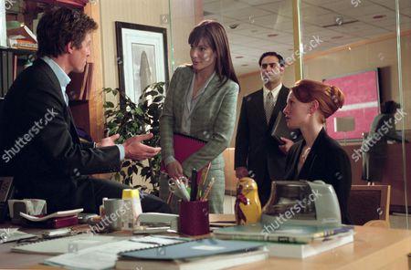 Hugh Grant, Sandra Bullock, Jason Antoon, Alicia Witt