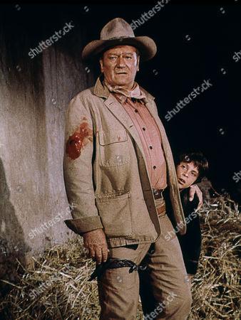 John Wayne, John Ethan Wayne