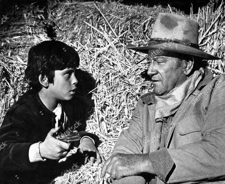 John Ethan Wayne, John Wayne