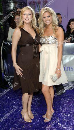 Suzanne Hall and Sarah Dunn