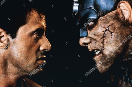 Sylvester Stallone, Christopher Adamson