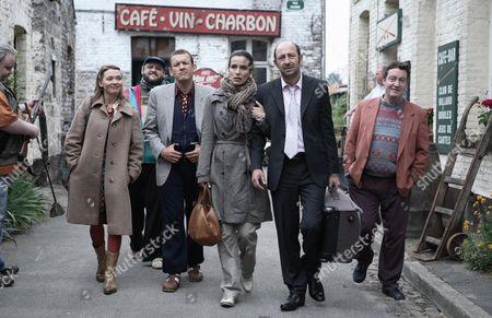 Anne Marivin, Guy Lecluyse, Danny Boon, Zoé Félix, Kad Merad, Philippe Duquesne