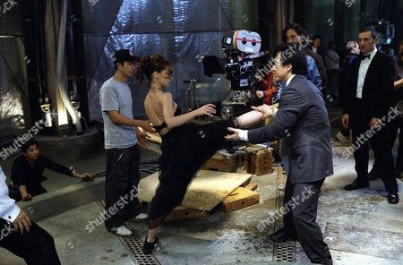 Jennifer Love Hewitt, Jackie Chan, Ritchie Coster