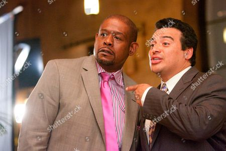 Forest Whitaker, Carlos Mencia