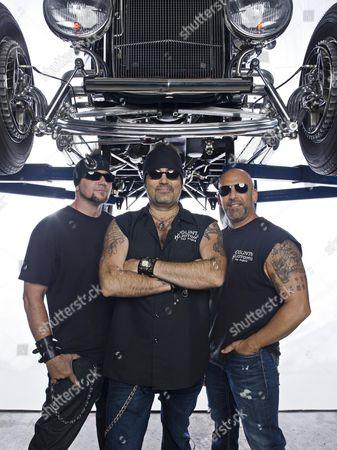 Horny Mike, Danny Koker, Kevin Mack