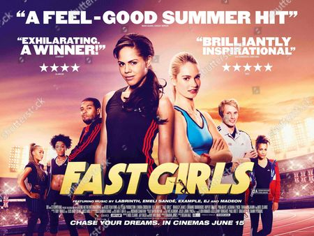 Editorial picture of Fast Girls - 2012