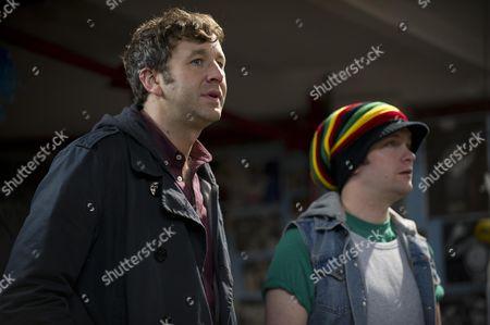 Chris O'Dowd, Tom Bennett