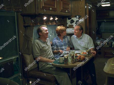 Harry Groener, Connie Ray, Jack Nicholson