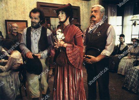 Jack Nicholson, Mary Steenburgen, Richard Bradford