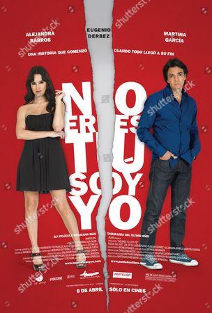 Stock Image of Alejandra Barros, Eugenio Derbez