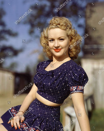 Editorial picture of Betty Grable