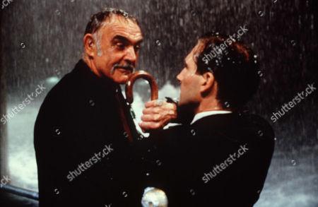 Sean Connery, Ralph Fiennes