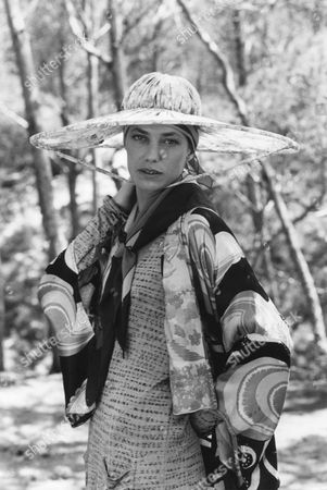 Stock Image of Jane Birkin
