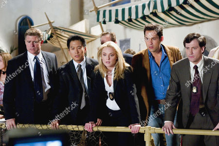 Treat Williams, Vic Chao, Elisabeth Rohm, Enrique Murciano, Brian Shortall