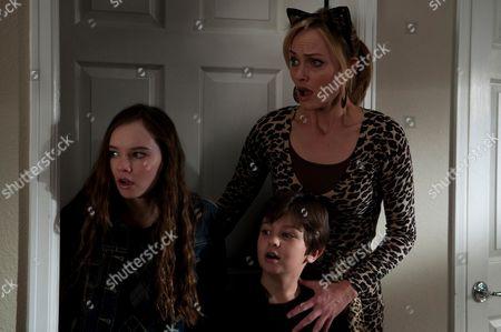 Madeline Carroll, Amber Valletta, Will Shadley