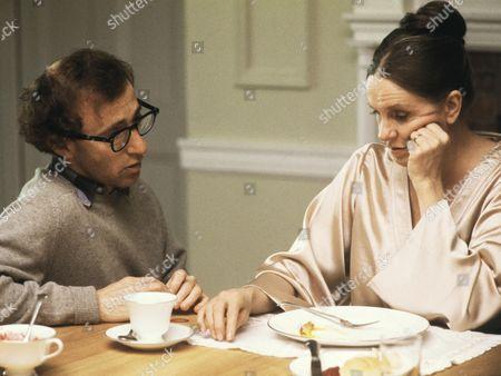 Woody Allen, Geraldine Page