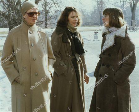 Geraldine Page, Diane Keaton, Mary Beth Hurt