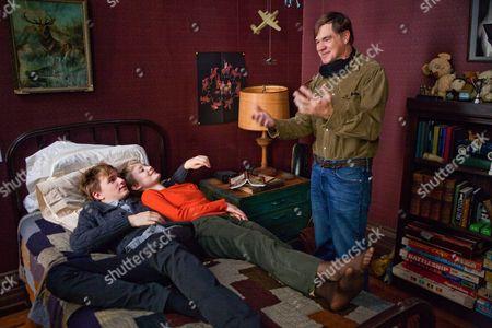 Henry Hopper, Mia Wasikowska, Gus Van Sant