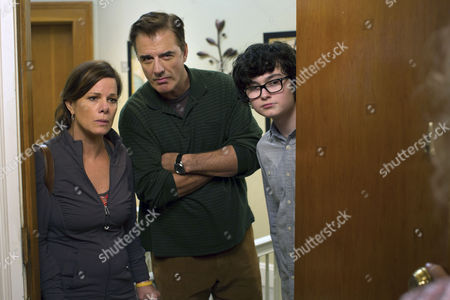 Marcia Gay Harden, Chris Noth, Jared Gilman