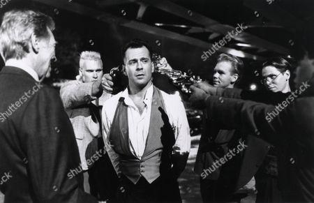 James Coburn, Andrew Bryniarski, Bruce Willis, David Caruso, Don Harvey