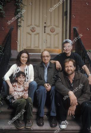 Patricia Heaton, Hallie Kate Eisenberg, Neil Simon, Richard Benjamin, Jeff Daniels