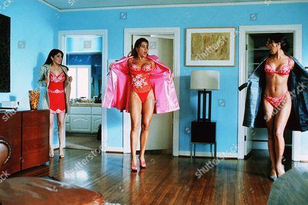 Jaci Velasquez, Sofia Vergara, Roselyn Sanchez