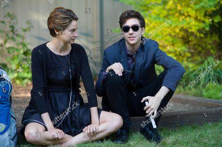 Shailene Woodley, Nat Wolff