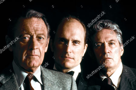 William Holden, Robert Duvall, Peter Finch