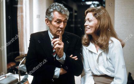 Peter Finch, Faye Dunaway