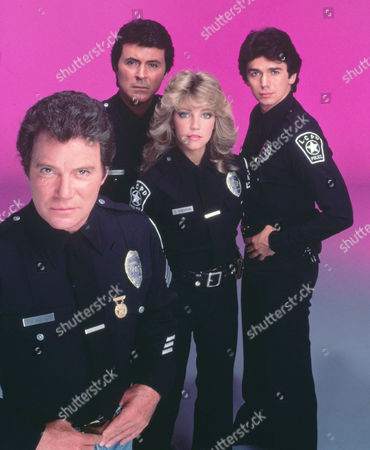 William Shatner, James Darren, Heather Locklear, Adrian Zmed