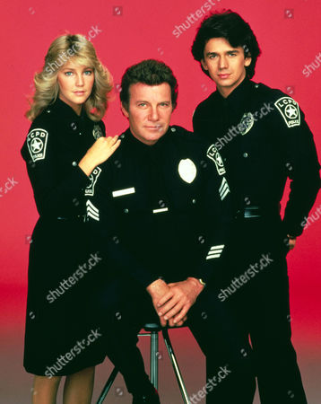 Heather Locklear, William Shatner, Adrian Zmed
