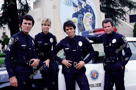 James Darren, Heather Locklear, Adrian Zmed, William Shatner